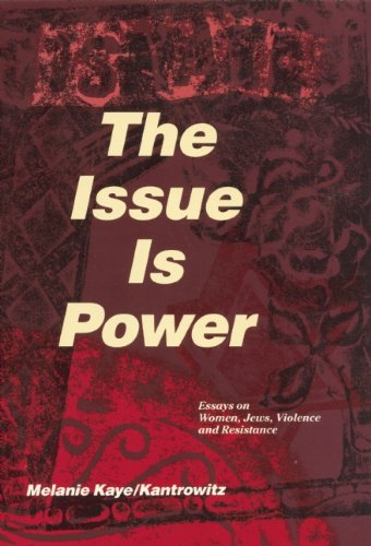 9781879960169: The Issue Is Power