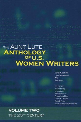The Aunt Lute Anthology of U. S.: Lisa Maria Hogeland;