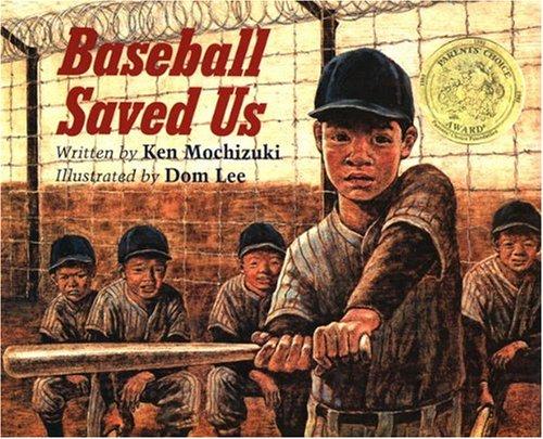 9781880000014: Baseball Saved Us