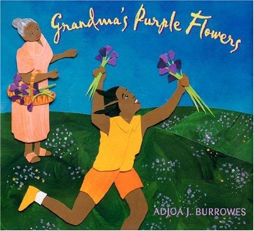 9781880000731: Grandma's Purple Flowers