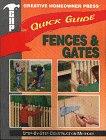 9781880029220: Fences & Gates (Quick Guide)