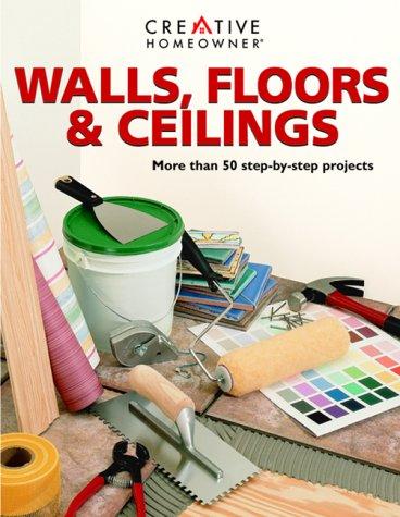 9781880029480: Walls, Floors & Ceilings