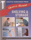 Shelving & Storage (Quick Guide): Cretive Homeowner Press