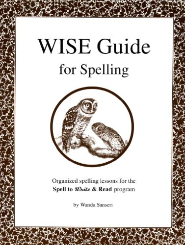 9781880045213: The Wise Guide for Spelling