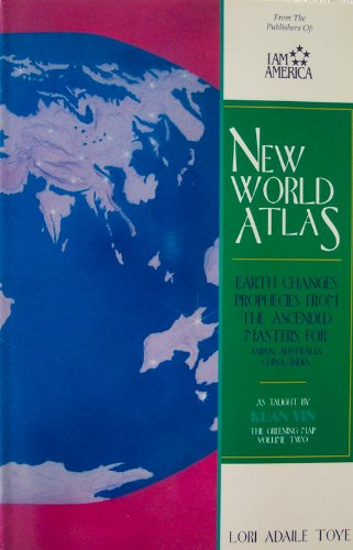 9781880050071 new world atlas earth changes prophecies from the 9781880050071 new world atlas earth changes prophecies from the ascended masters for japan gumiabroncs Choice Image
