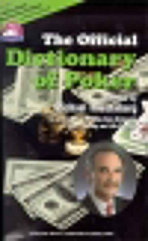 The Official Dictionary of Poker: Wiesenberg, Michael