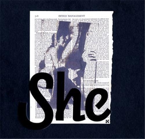 She: Works by Wallace Berman & Richard Prince