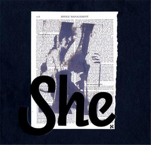 She: Works By Wallace Berman and Richard Prince: Berman, Wallace and Richard Prince