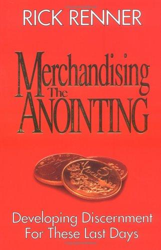 9781880089088: Merchandising the Anointing: