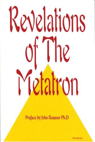 9781880090213: Revelations of the Metatron