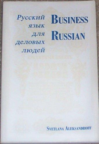 9781880100141: Business Russian