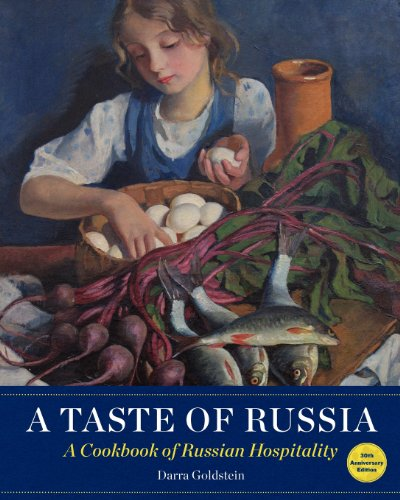 9781880100677: A Taste of Russia: A Cookbook of Russian Hospitality