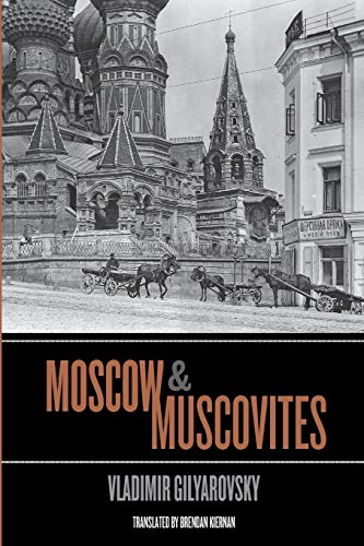 9781880100820: Moscow and Muscovites