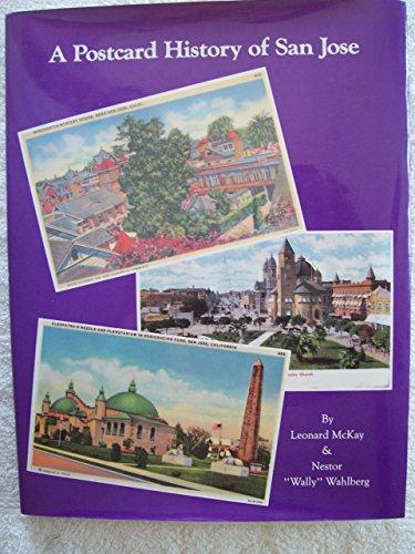 9781880119006: Postcard History of San Jose