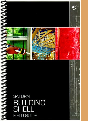 9781880120156: Saturn Building Shell Field Guide