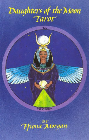 9781880130018: Daughters of the Moon Tarot Book
