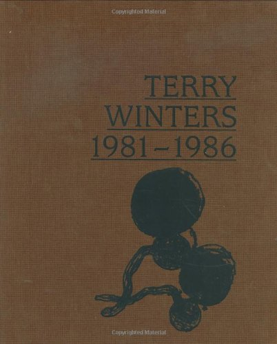 9781880146446: Terry Winters, 1981-1986