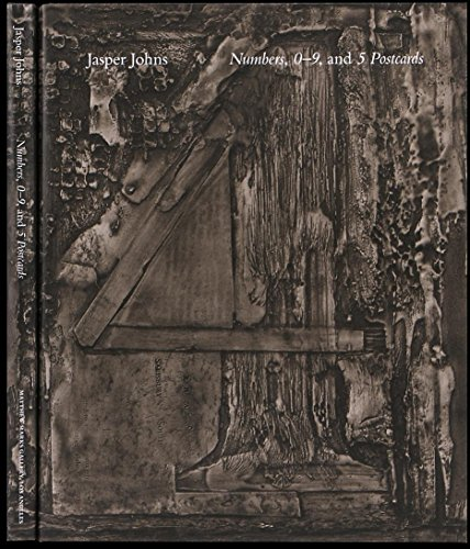 Jasper Johns: Numbers, 0-9, and 5 Postcards: Matthew Marks Gallery
