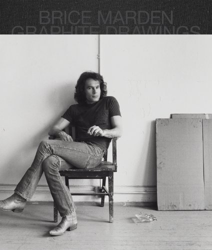 9781880146729: Brice Marden - Graphite Drawings