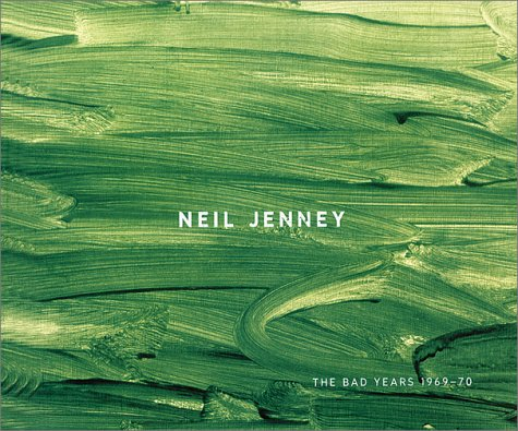 Neil Jenny: The Bad Years 1969-70