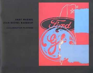 9781880154786: Andy Warhol and Jean Michel Basquiat: Collaborations