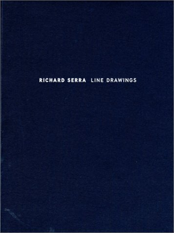 9781880154809: Richard Serra: Line Drawings