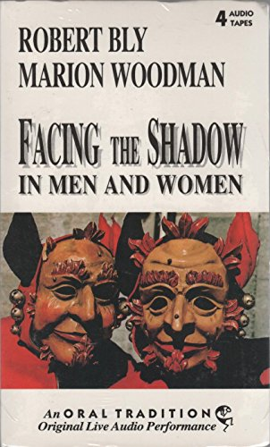 Facing the Shadow in Men and Women (Audio cassette): Robert W Bly