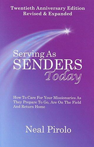 9781880185247: Serving As Senders - Today