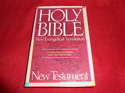 9781880189047: Holy Bible - New Evangelical Translation, New Testament