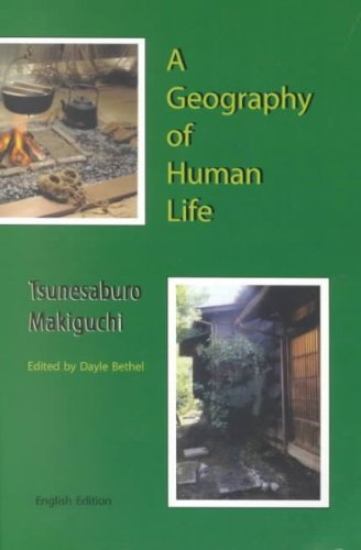 9781880192429: A Geography of Human Life