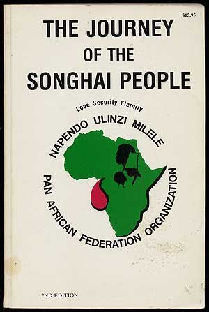 The Journey of the Songhai People: Calvin Robinson; Redman Battle; Edward W. Robinson