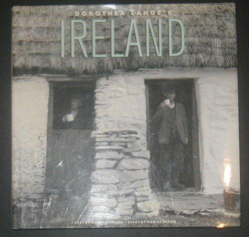9781880216354: Dorothea Lange's Ireland
