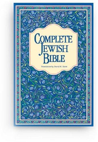 9781880226483: Complete Jewish Bible-OE