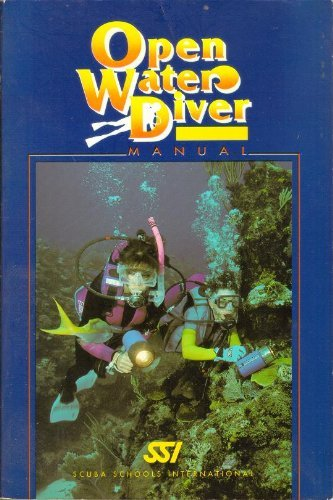 Open Water Diver Manual (1880229080) by Don Freeman