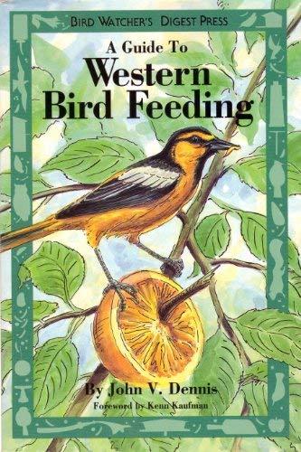 9781880241004: Guide to Western Birdfeeding