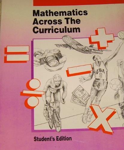 Mathematics Across the Curriculum: Ohio Math Project, Inc Staff