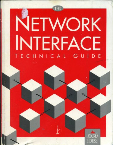 Network Interface Technical Guide,: Anderson, Douglas T.,