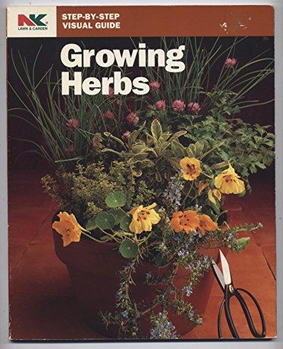 9781880281130: Growing Herbs (Step-By-Step Visual Guide)