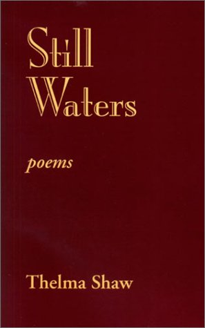 9781880284469: Still Waters: Poems