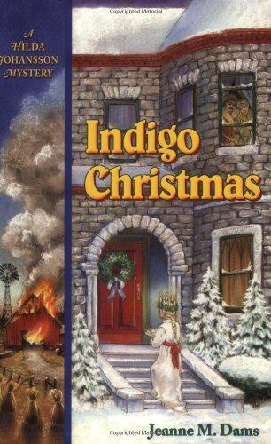9781880284957: Indigo Christmas (Hilda Johansson Mysteries, No. 6)