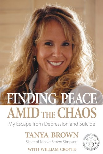 9781880292495: Finding Peace Amid the Chaos: My Escape from Depression and Suicide