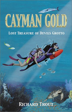 9781880292716: Cayman Gold: LOST TREASURE OF DEVILS GROTTO (Harbor Lights Series)