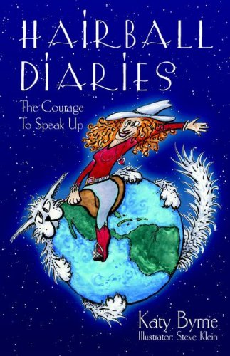 Hairball Diaries: The Courage to Speak Up: Katy Byrne