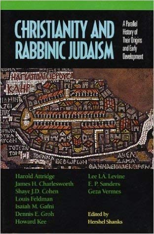 9781880317037: Christianity and Rabbinic Judaism: A Parallel History of Their Origins and Early Development