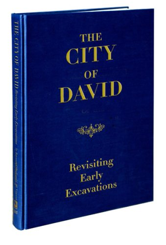 9781880317709: City of David: Revisiting Early Excavations