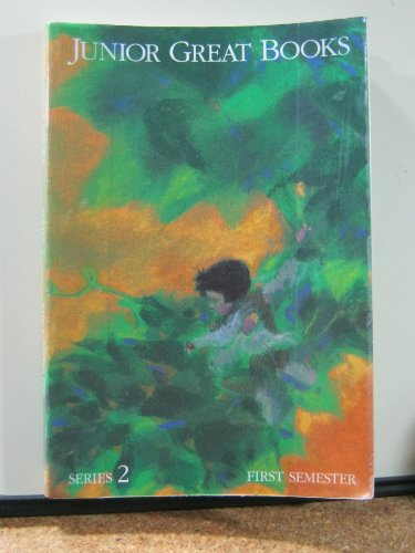 9781880323007: Junior Great Books Series 2: First Semester Student Anthology