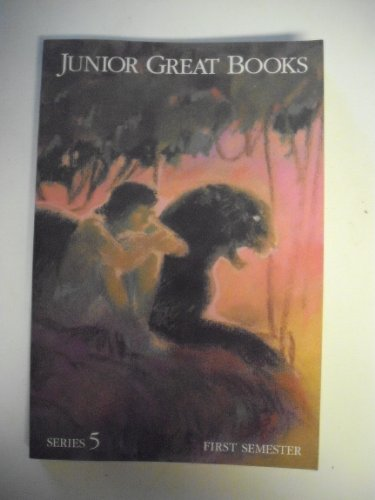 JUNIOR GREAT BOOKS.SERIES 5 FIRST SEMESTER.An Interpretive: GREAT BOOKS FOUNDATION.JACKSON,Shirley;