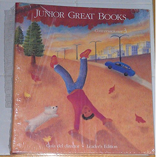 Junior Great Books - Conversaciones 3 (Spanish