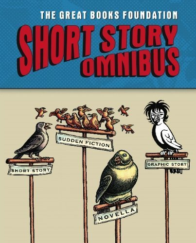 Great Books Foundation Short Story Omnibus: Kim Church