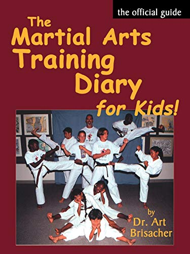 9781880336175: Martial Arts Training Diary for Kids